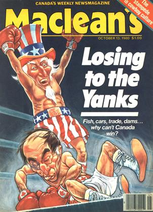 Cover for the October 13 1980 issue