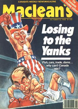 OCTOBER 13, 1980 | Maclean's