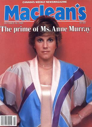 Cover for the October 20 1980 issue