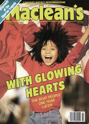 Cover for the October 27 1980 issue