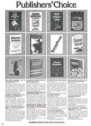 Advertisement, Page: 52d - NOVEMBER 10, 1980 | Maclean's