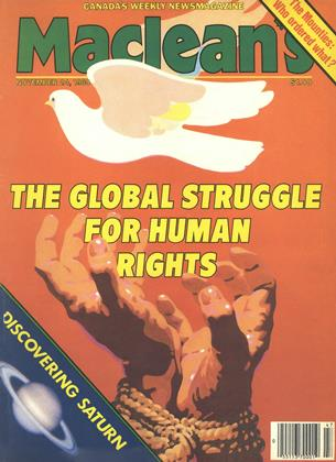 Cover for the November 24 1980 issue
