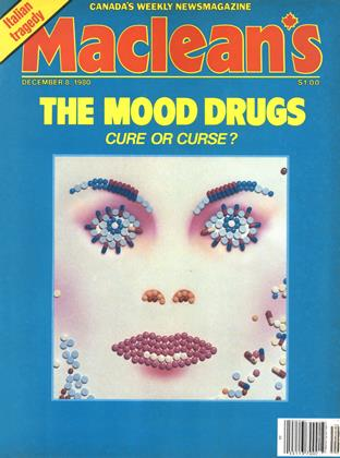 Cover for the December 8 1980 issue