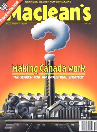DECEMBER 15, 1980 | Maclean's