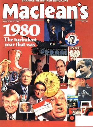 JANUARY 5, 1981 | Maclean's