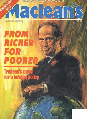 Cover for the January 26 1981 issue