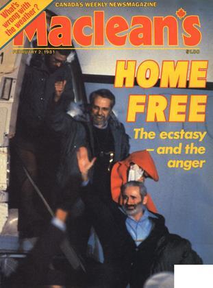 FEBRUARY 2, 1981 | Maclean's