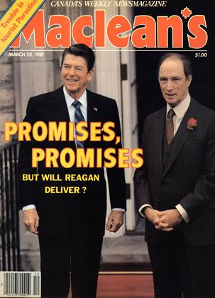 Cover for the March 23 1981 issue
