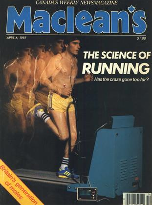 Cover for the April 6 1981 issue