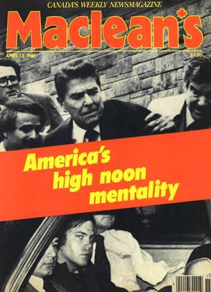 APRIL 13, 1981 | Maclean's