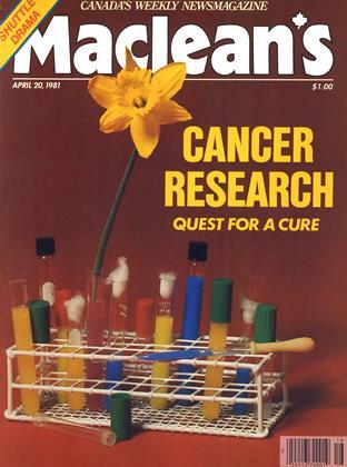 APRIL 20, 1981 | Maclean's