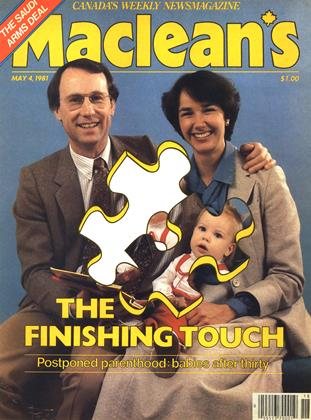 Cover for the May 4 1981 issue