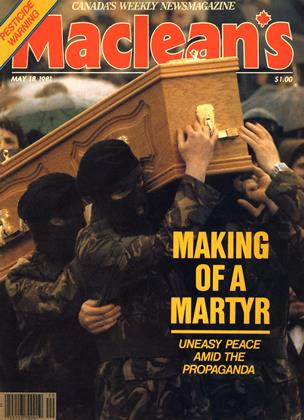 MAY 18, 1981 | Maclean's