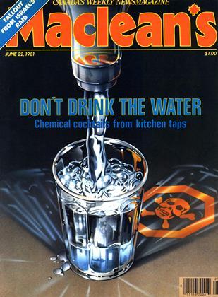 JUNE 22, 1981 | Maclean's