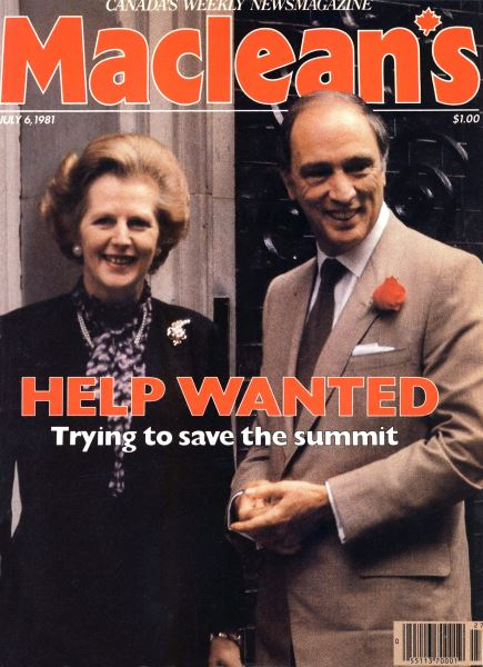 Issue: - JULY 6,1981 | Maclean's