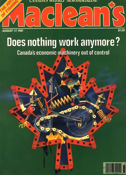 Issue: - August 1981 | Maclean's