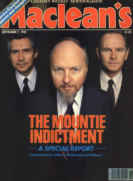 Issue: - September 1981 | Maclean's