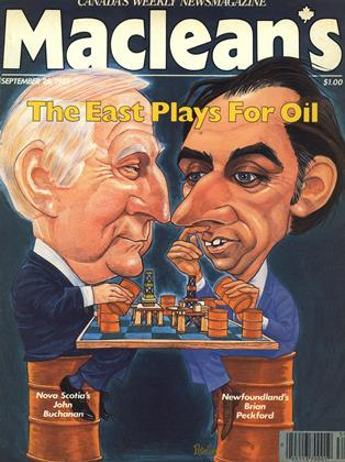 Cover for the September 28 1981 issue