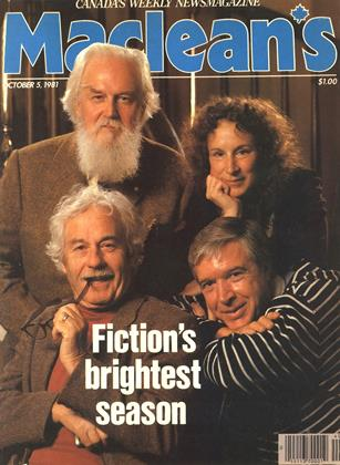 Cover for the October 5 1981 issue