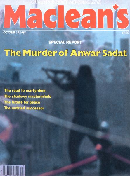 Issue: - October 1981 | Maclean's