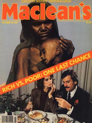OCTOBER 26, 1981 | Maclean's