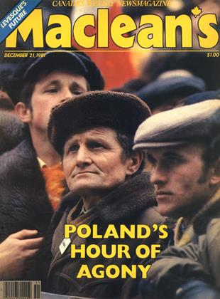 Cover for the December 21 1981 issue