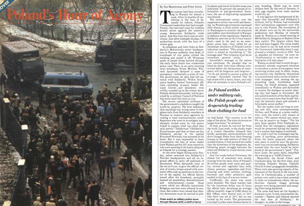 Poland's Hour of Agony
