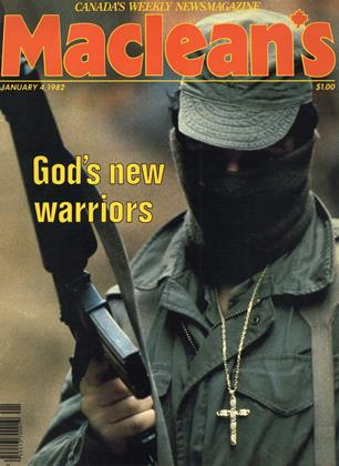 Cover for the January 4 1982 issue