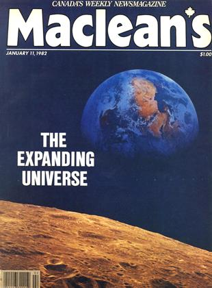 Cover for the January 11 1982 issue