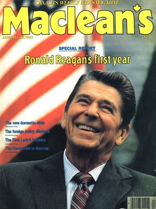 JANUARY 25, 1982 | Maclean's