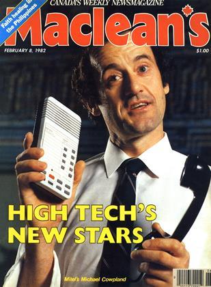 FEBRUARY 8, 1982 | Maclean's