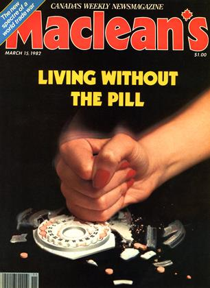 Cover for the March 15 1982 issue