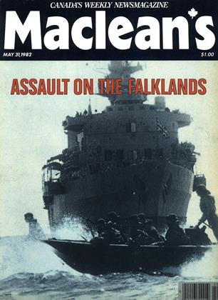 Cover for the May 31 1982 issue