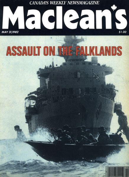Issue: - May 1982   Maclean's