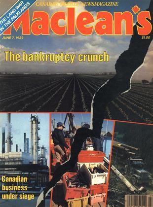 JUNE 7, 1982 | Maclean's