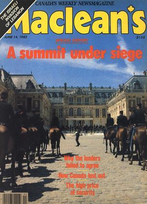 JUNE 14, 1982 | Maclean's