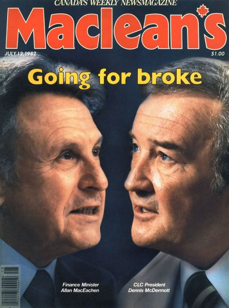 Issue: - July 1982 | Maclean's