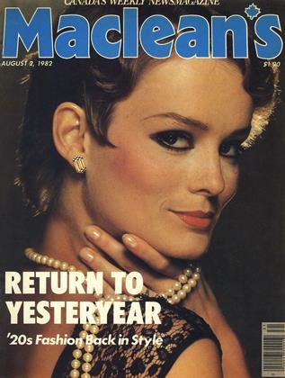 AUGUST 2, 1982 | Maclean's