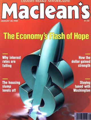 AUGUST 30, 1982 | Maclean's