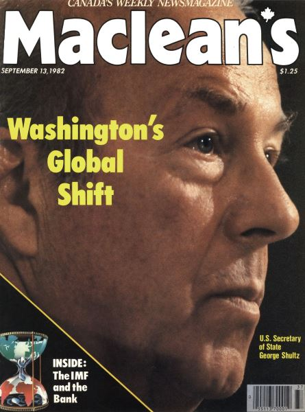 Issue: - September 1982 | Maclean's