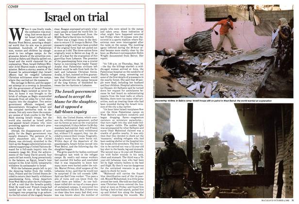 Israel on trial