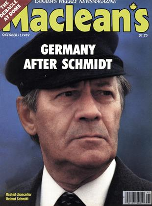 Cover for the October 11 1982 issue