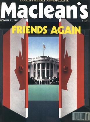 OCTOBER 25, 1982 | Maclean's