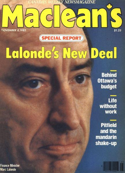 Issue: - November 1982 | Maclean's