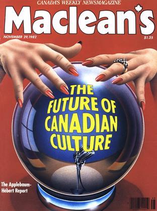NOVEMBER 29, 1982 | Maclean's