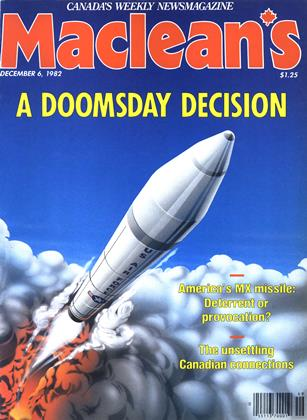 Cover for the December 6 1982 issue