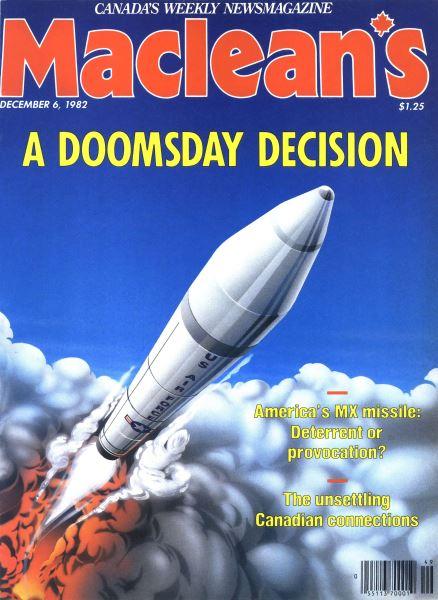 Issue: - December 1982 | Maclean's