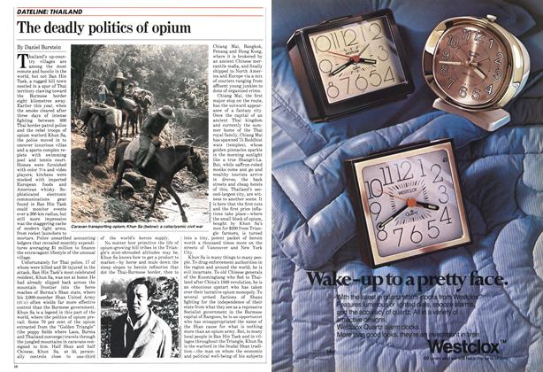 The deadly politics of opium