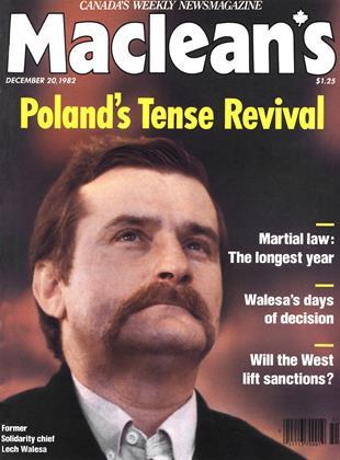 DECEMBER 20, 1982 | Maclean's