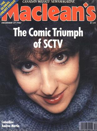 Cover for the December 27 1982 issue